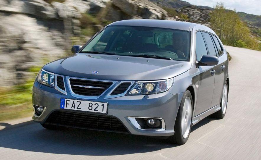 2010 Saab 9-3X - Slide 22
