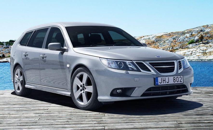 2010 Saab 9-3X - Slide 36