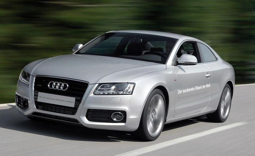 2009 Audi A5 TDI (European model) - Slide 1