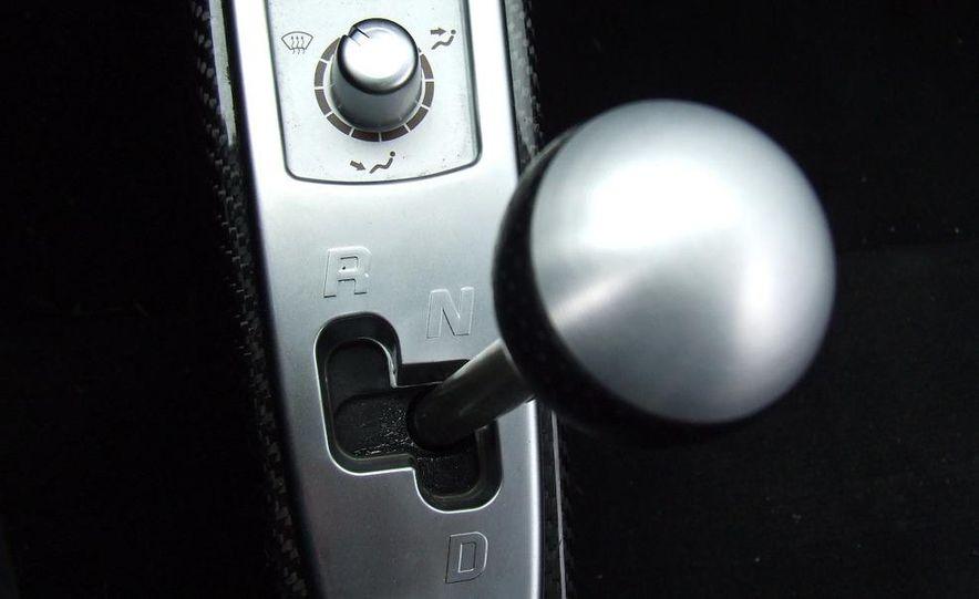 2009 Tesla Roadster shift lever - Slide 1