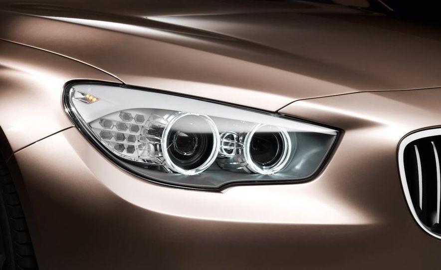 BMW 5-series Gran Turismo concept - Slide 17