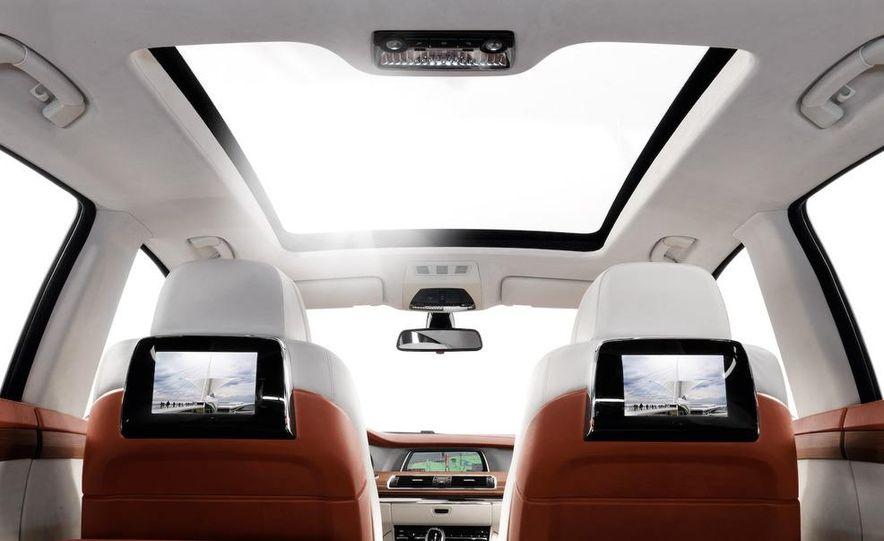 BMW 5-series Gran Turismo concept - Slide 18