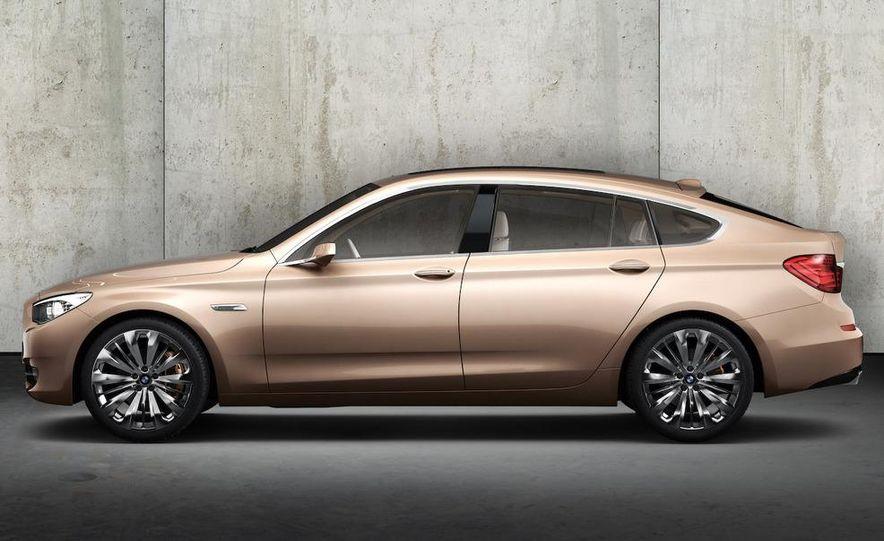 BMW 5-series Gran Turismo concept - Slide 3