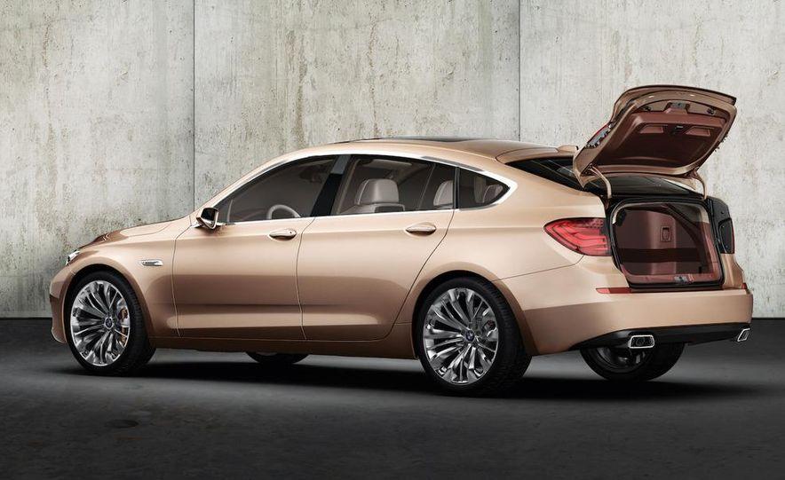 BMW 5-series Gran Turismo concept - Slide 5
