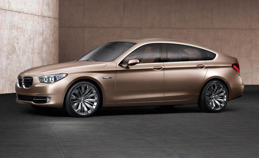 BMW 5-series Gran Turismo concept - Slide 12