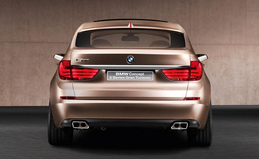 BMW 5-series Gran Turismo concept - Slide 14