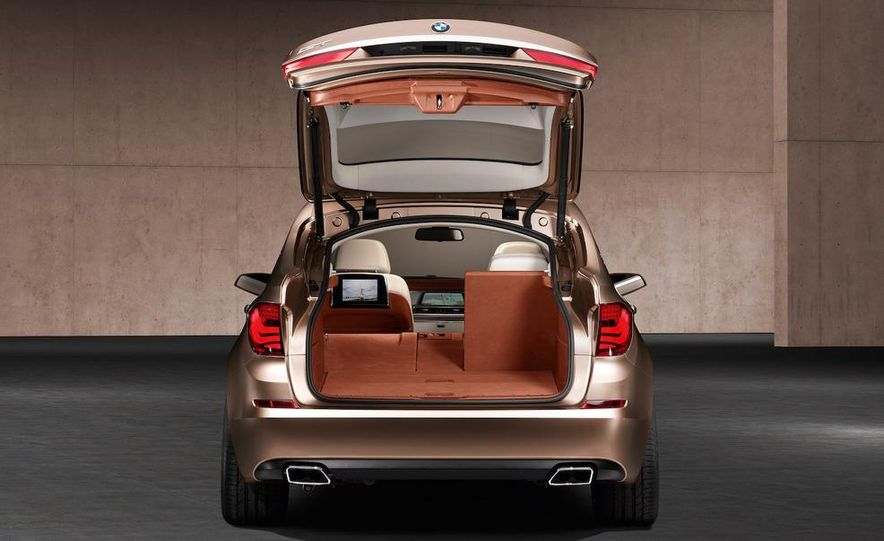 BMW 5-series Gran Turismo concept - Slide 16