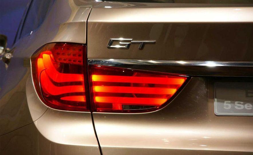 BMW 5-series Gran Turismo concept - Slide 34