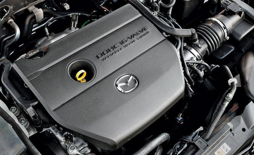 2009 Mazda 6 i Grand Touring - Slide 11