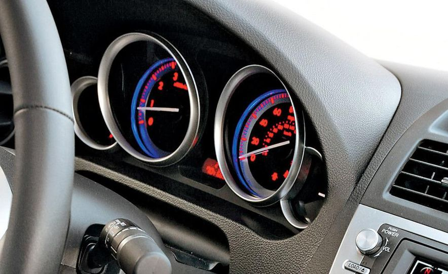 2009 Mazda 6 i Grand Touring - Slide 15