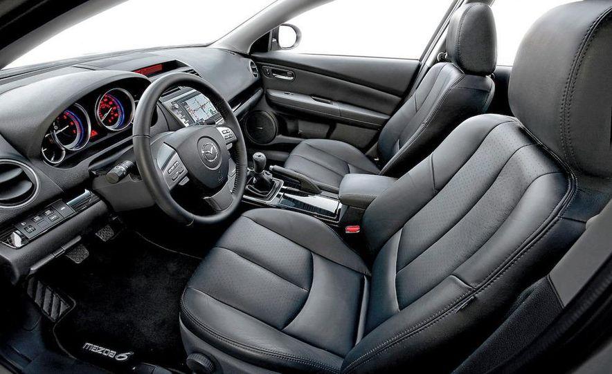 2009 Mazda 6 i Grand Touring - Slide 12