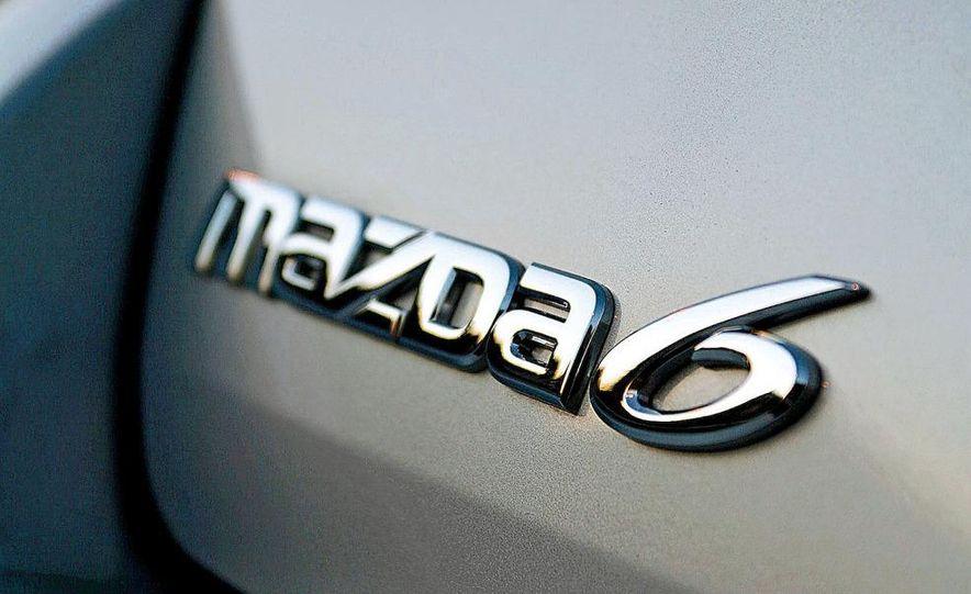 2009 Mazda 6 i Grand Touring - Slide 10