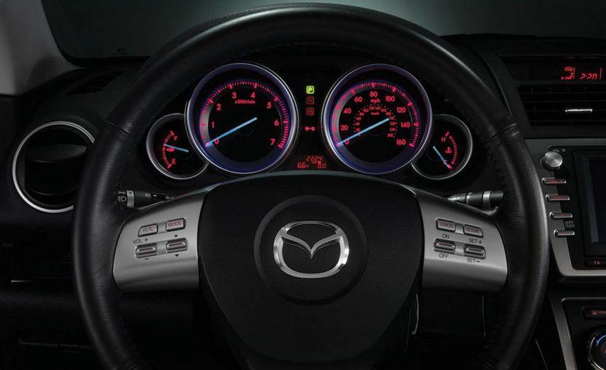 2009 Mazda 6 i Grand Touring - Slide 16