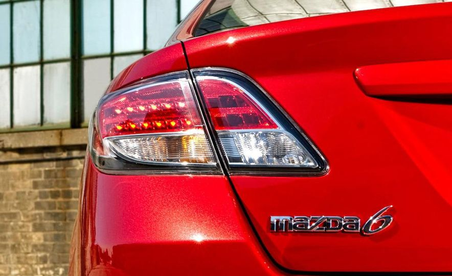 2009 Mazda 6 i Grand Touring - Slide 9