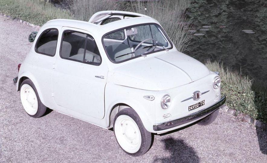2008 Fiat 500 - Slide 14