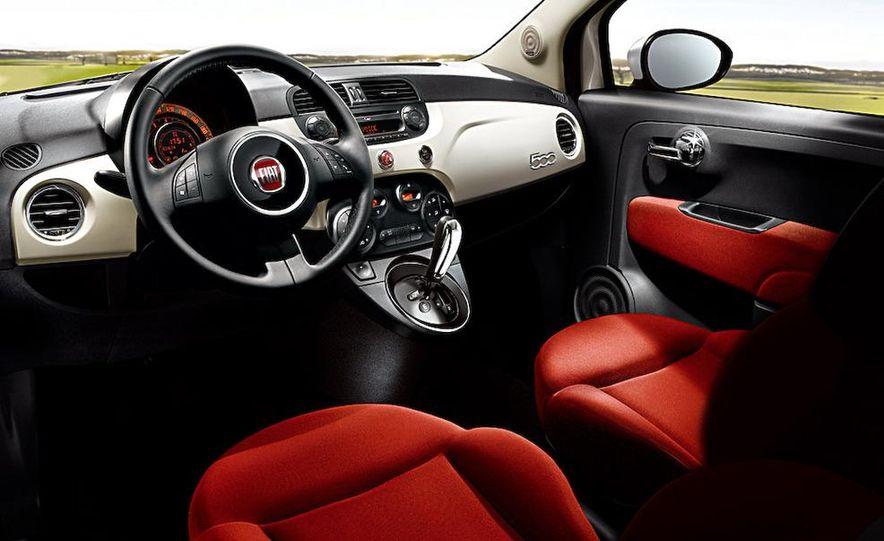 2008 Fiat 500 - Slide 13