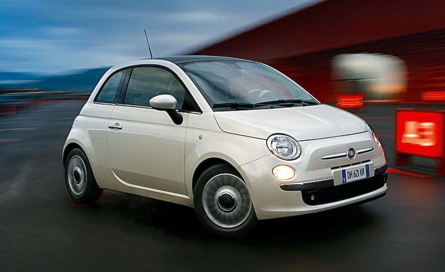 2008 Fiat 500 - Slide 7