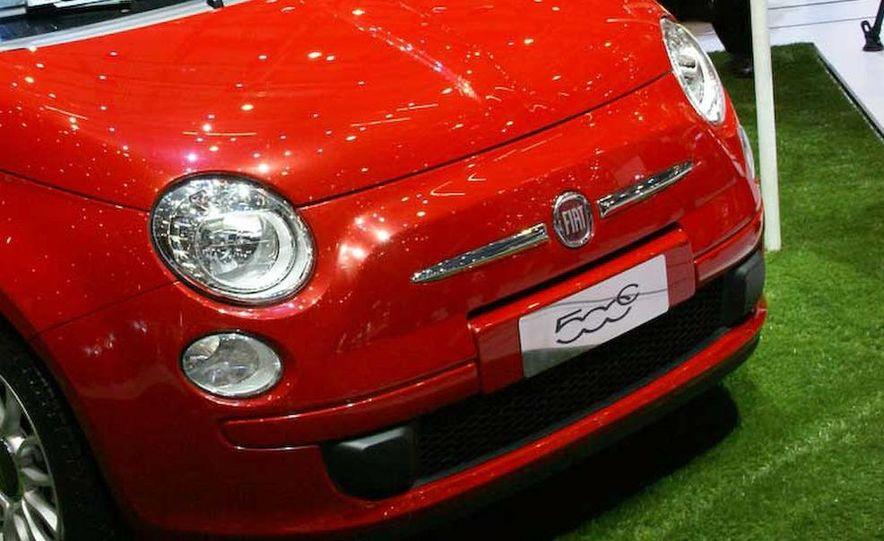 2008 Fiat 500 - Slide 22