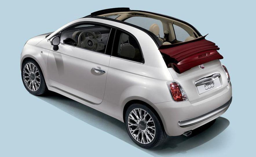 2008 Fiat 500 - Slide 17