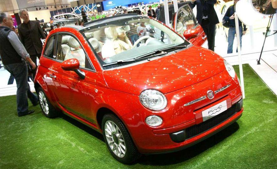 2008 Fiat 500 - Slide 23