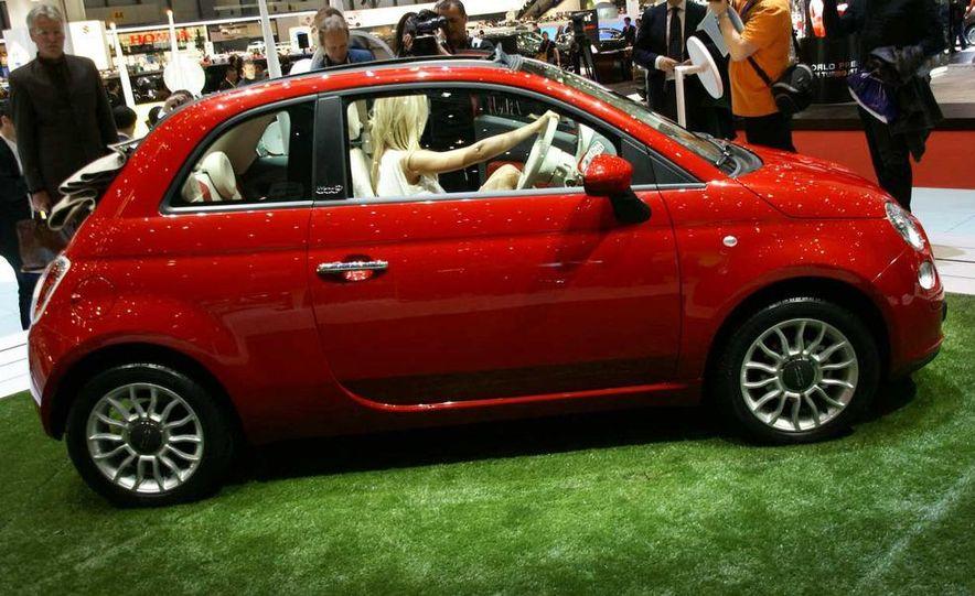 2008 Fiat 500 - Slide 21