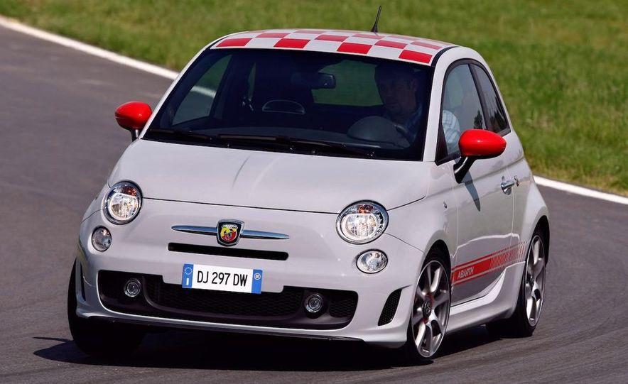 2009 Fiat 500 Abarth - Slide 12