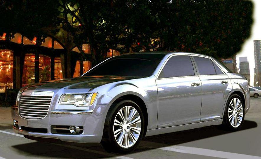 2010 Chrysler 300 (artist's rendering) - Slide 1