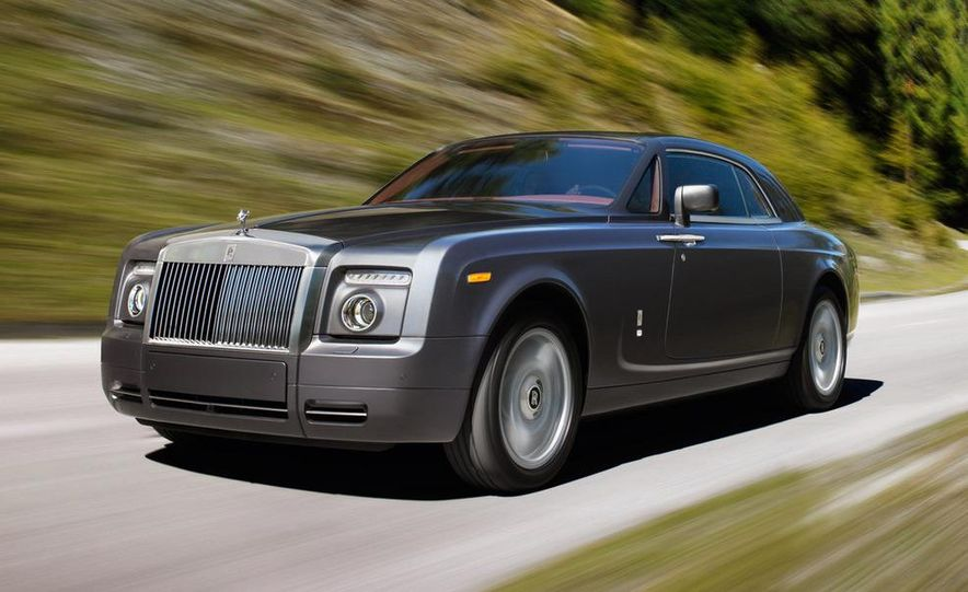 2009 Rolls-Royce Phantom extended wheelbase sedan - Slide 17