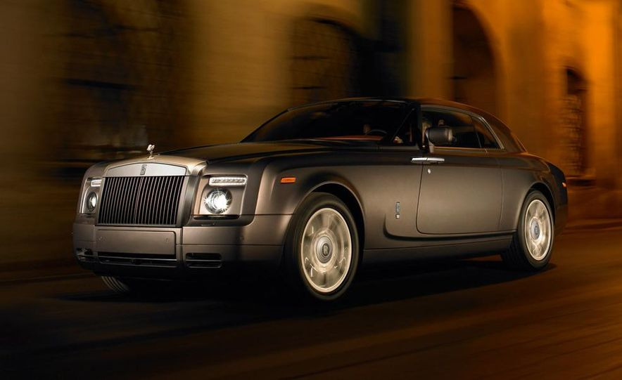 2009 Rolls-Royce Phantom extended wheelbase sedan - Slide 18