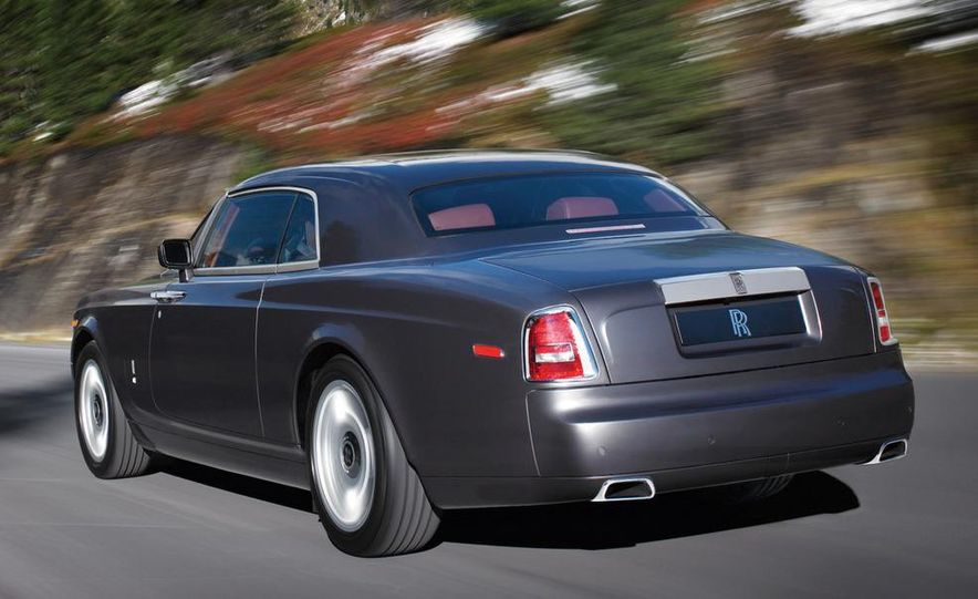 2009 Rolls-Royce Phantom extended wheelbase sedan - Slide 22