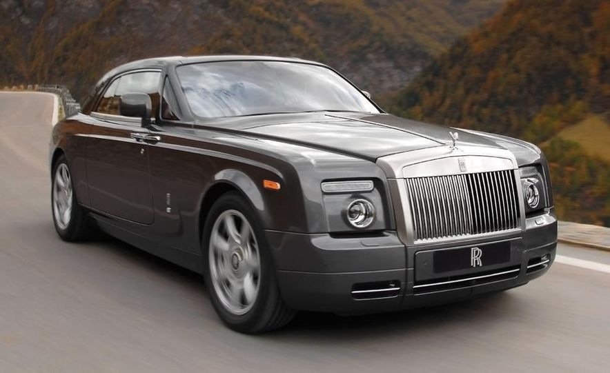 2009 Rolls-Royce Phantom extended wheelbase sedan - Slide 24