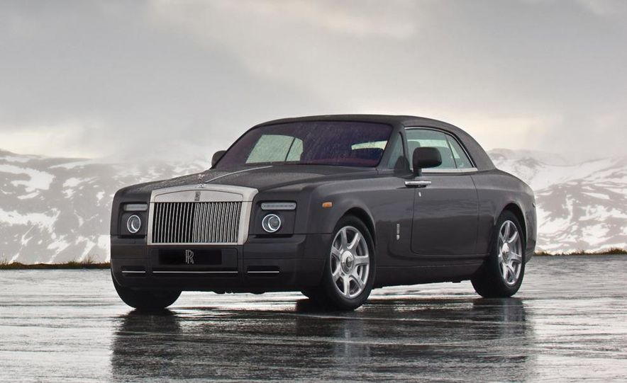 2009 Rolls-Royce Phantom extended wheelbase sedan - Slide 27
