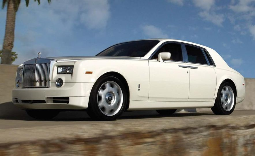 2009 Rolls-Royce Phantom extended wheelbase sedan - Slide 7