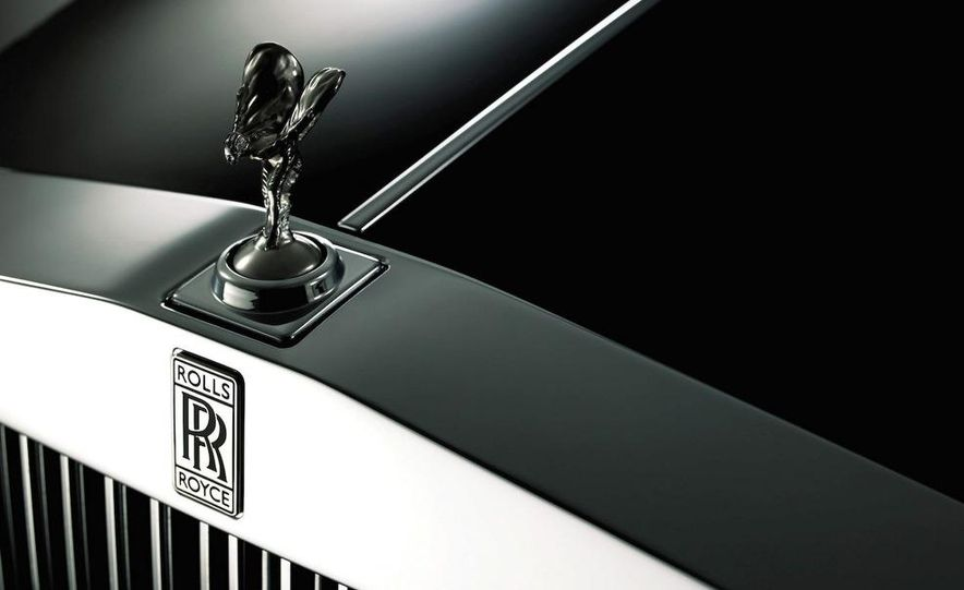 2009 Rolls-Royce Phantom extended wheelbase sedan - Slide 4