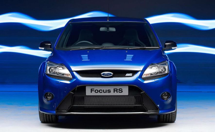2009 Ford Focus RS (European model) - Slide 6