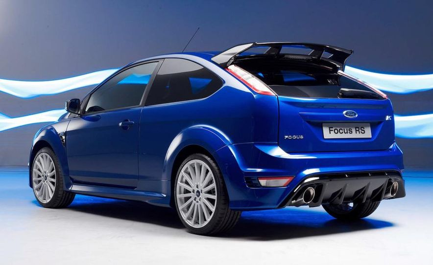 2009 Ford Focus RS (European model) - Slide 31