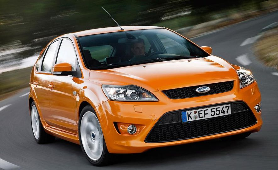 2009 Ford Focus RS (European model) - Slide 37