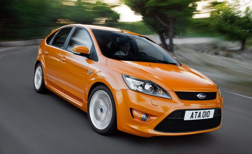2009 Ford Focus RS (European model) - Slide 42