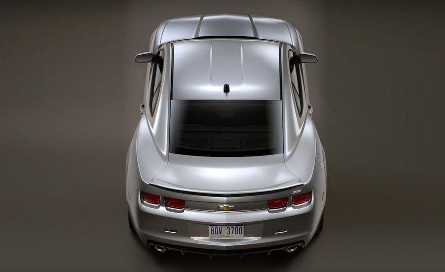 2010 Chevrolet Camaro SS - Slide 4