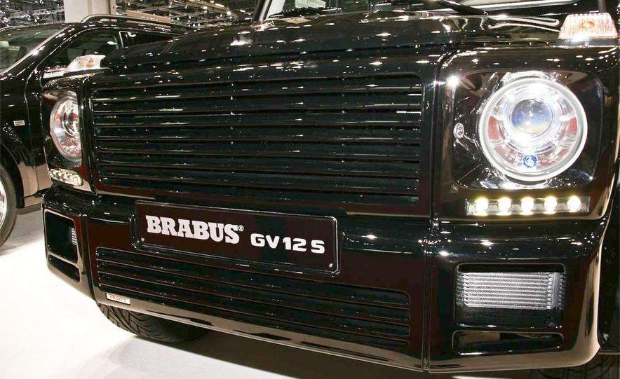 2010 Brabus G V12 S Biturbo - Slide 7