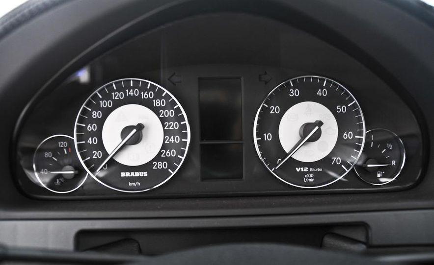 2010 Brabus G V12 S Biturbo - Slide 17