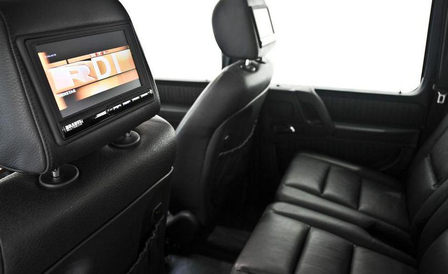 2010 Brabus G V12 S Biturbo - Slide 14