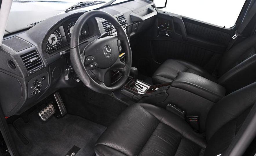 2010 Brabus G V12 S Biturbo - Slide 20