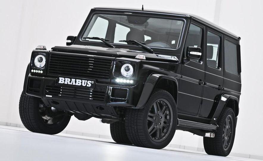 2010 Brabus G V12 S Biturbo - Slide 11