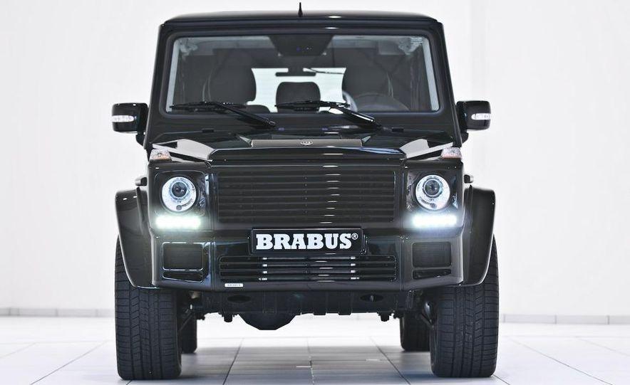 2010 Brabus G V12 S Biturbo - Slide 21