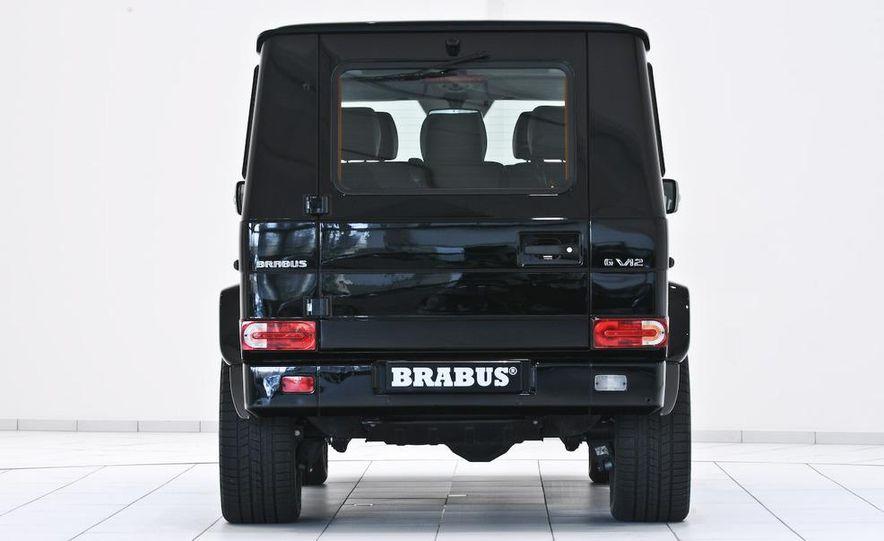 2010 Brabus G V12 S Biturbo - Slide 22