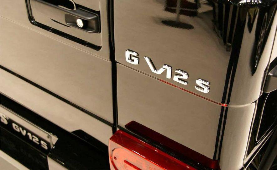 2010 Brabus G V12 S Biturbo - Slide 8