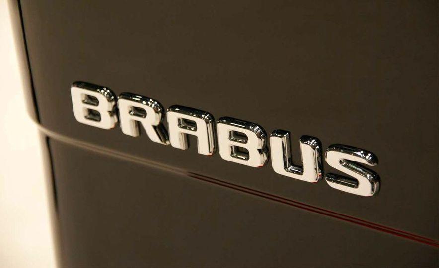 2010 Brabus G V12 S Biturbo - Slide 10
