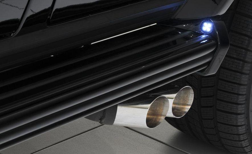 2010 Brabus G V12 S Biturbo - Slide 12