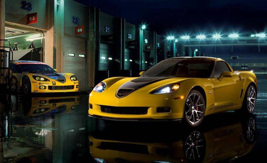 2009 Chevrolet Corvette GT1 Championship Edition - Slide 1